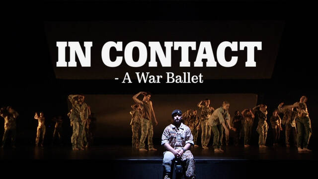 In Contact - A War Ballet (trailer)